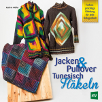 Jacken und Pullover Tunesisch Häkeln COVER_CC_NEUNEU.indd