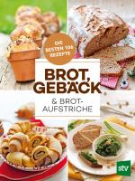 STV Brot, Gebäck & Brotaufstriche 214x285 mm Cover.indd