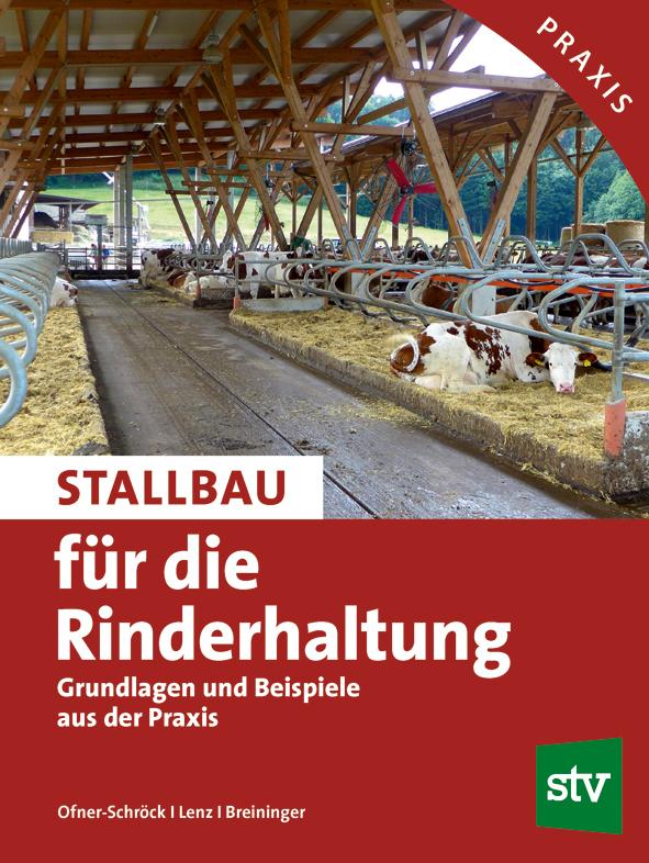 Stallbau für die Rinderhaltung