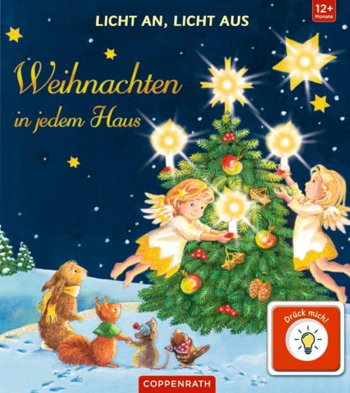 Weihnachten in jedem haus licht an licht aus coppenrath - Lightbox weihnachten ...