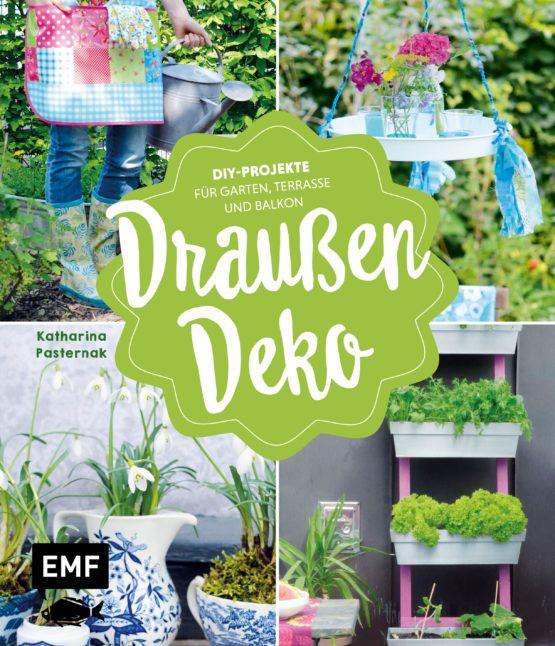 Drau en deko diy projekte f r garten terrasse und balkon for Deko fur garten und terrasse