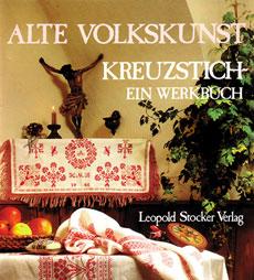 Alte Volkskunst Kreuzstich