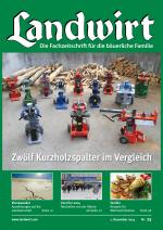LANDWIRT - Die Fachzeitschrift für die bäuerliche Familie