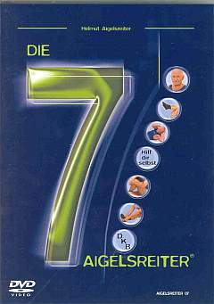 DVD Die 7 Aigelsreiter