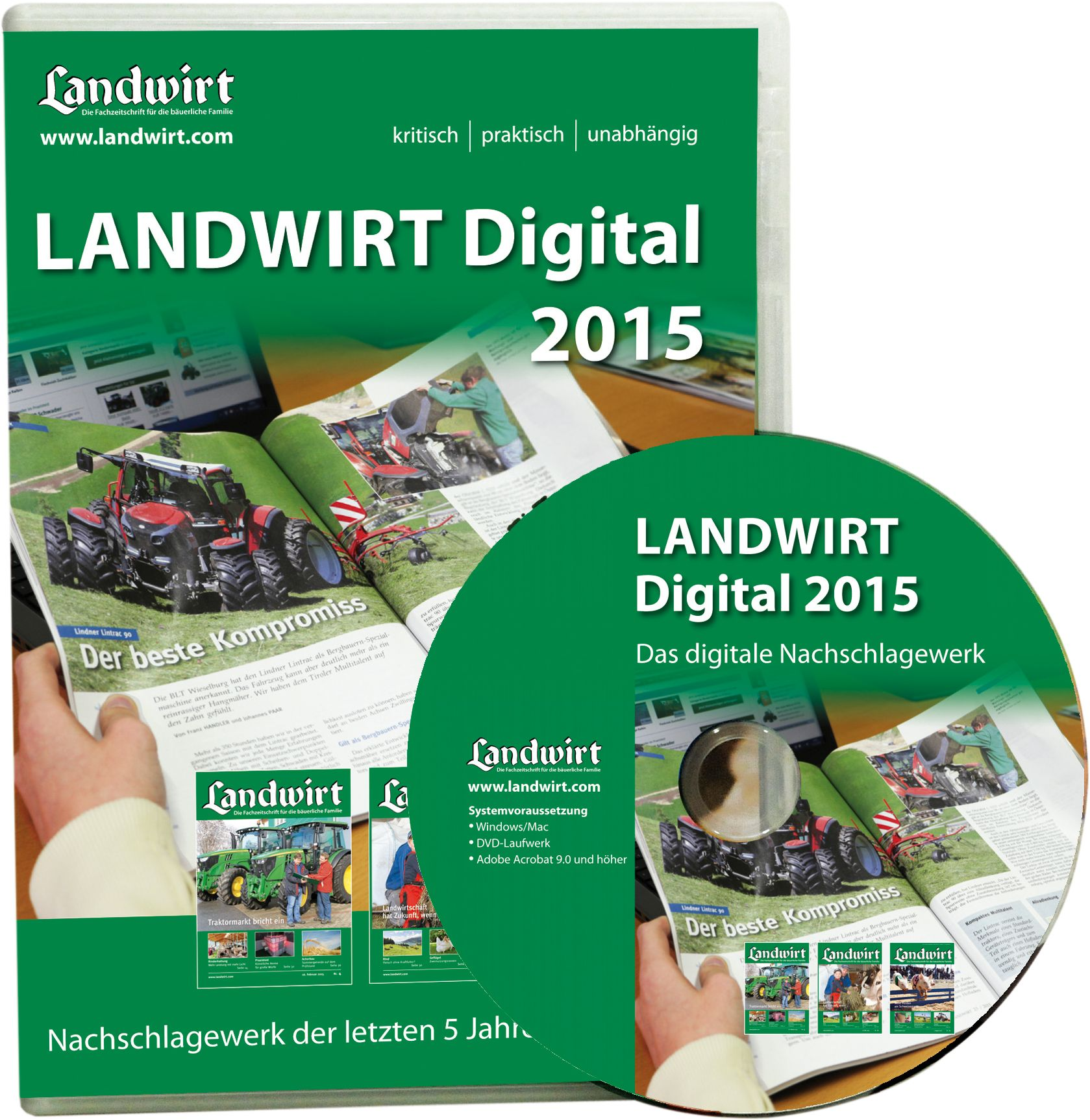 LANDWIRT Digital 2015