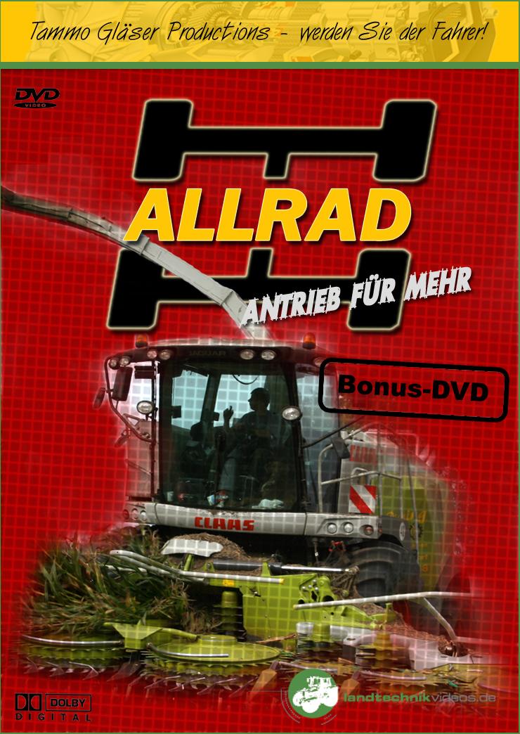 Allrad - Antrieb für mehr - Bonus DVD