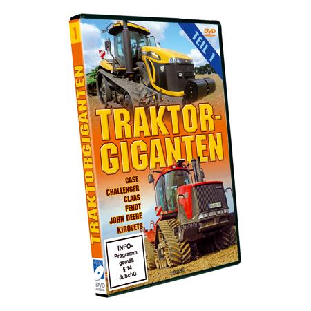 DVD-Traktorgiganten Teil 1