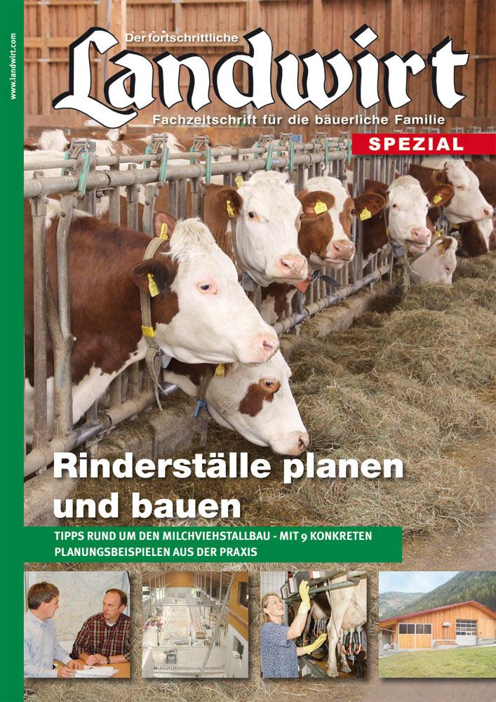 LANDWIRT Spezial - Rinderställe planen und bauen