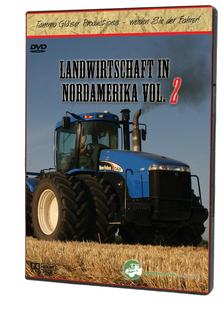 Landwirtschaft in Nordamerika Vol.2