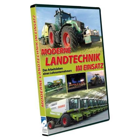 DVD-Moderne Landtechnik - Teil 1