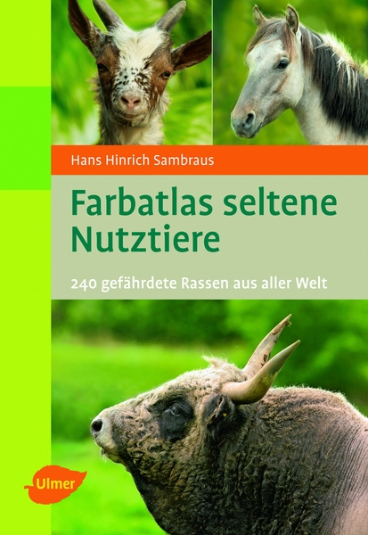 Farbatlas seltene Nutztierrassen