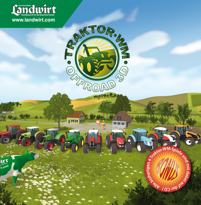Traktor-WM Offroad 3D
