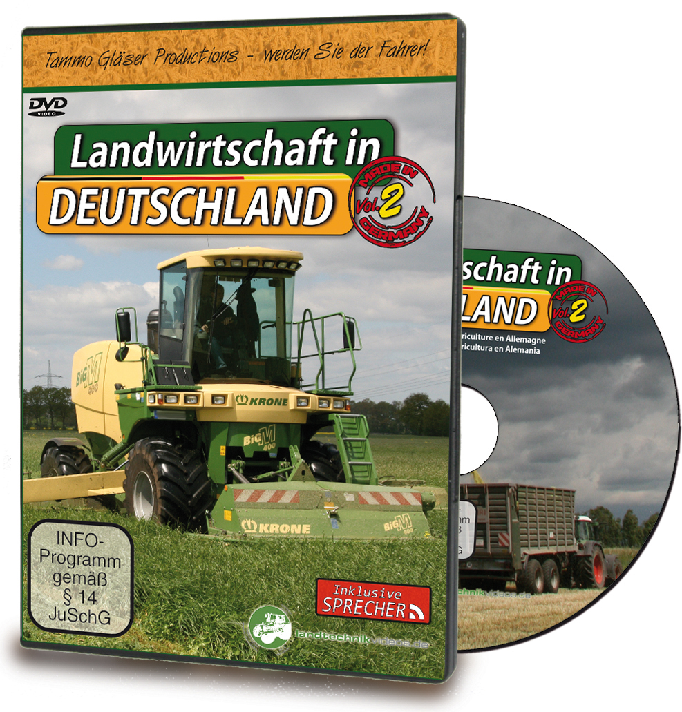 Landwirtschaft in Deutschland Vol. 2