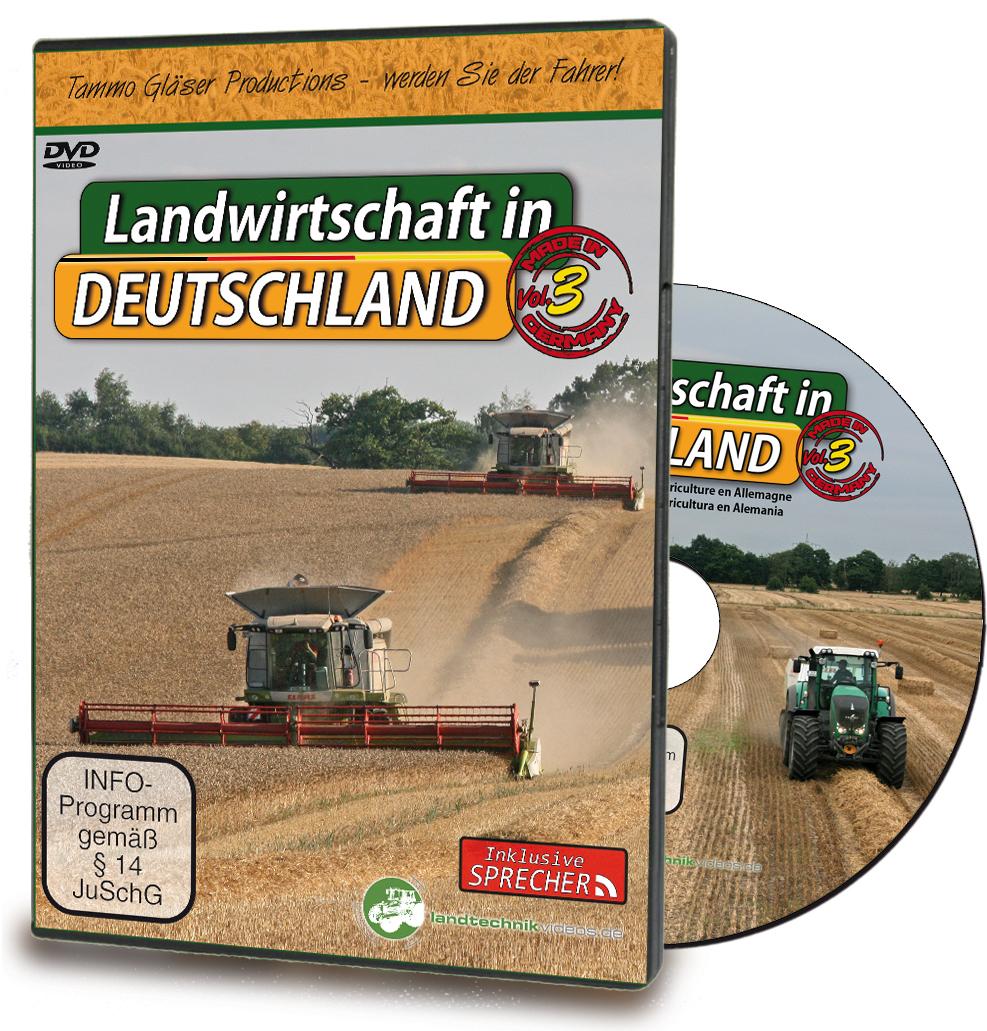 Landwirtschaft in Deutschland Vol. 3