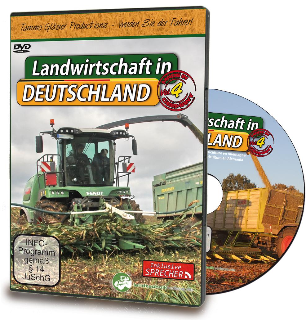 Landwirtschaft in Deutschland Vol. 4
