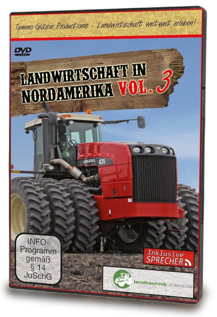 Landwirtschaft in Nordamerika Vol.3