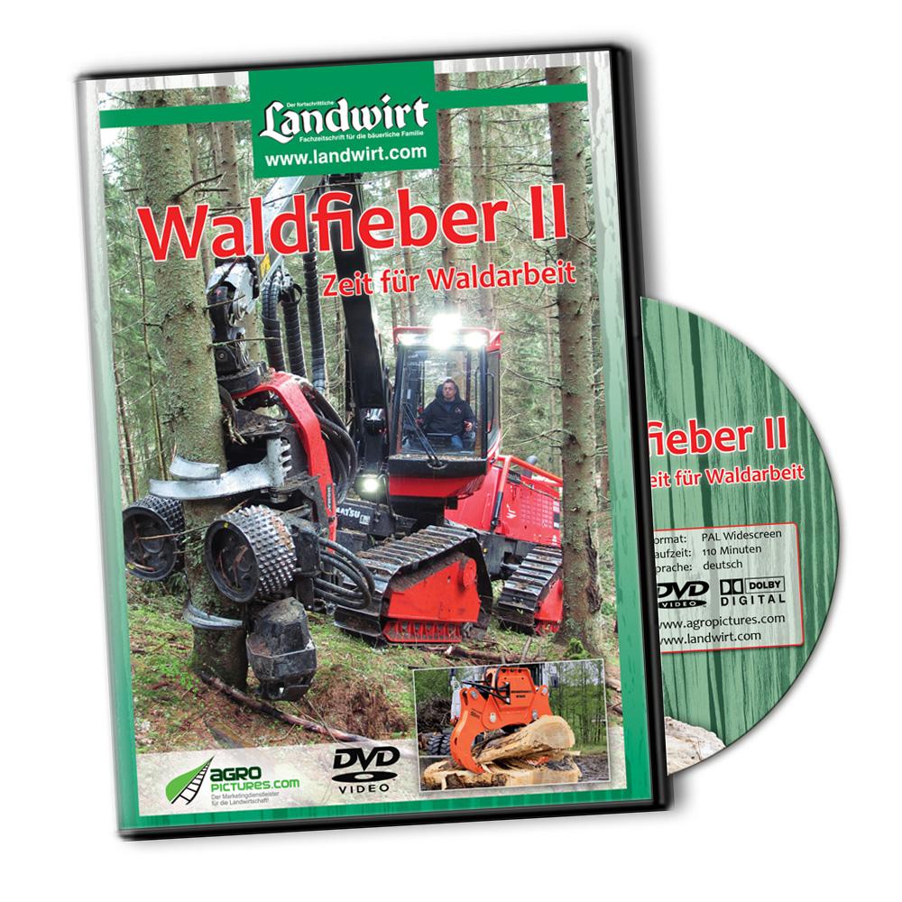 Waldfieber 2 - Blu-ray