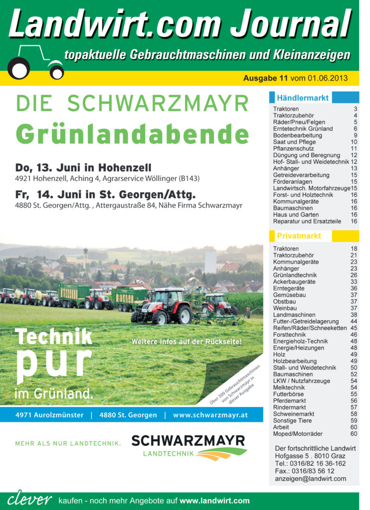 Landwirt.com Journal