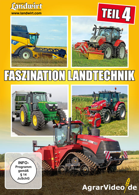 Faszination Landtechnik - Teil 4