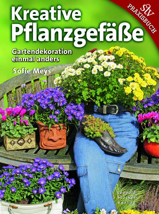 Kreative Pflanzengefäße