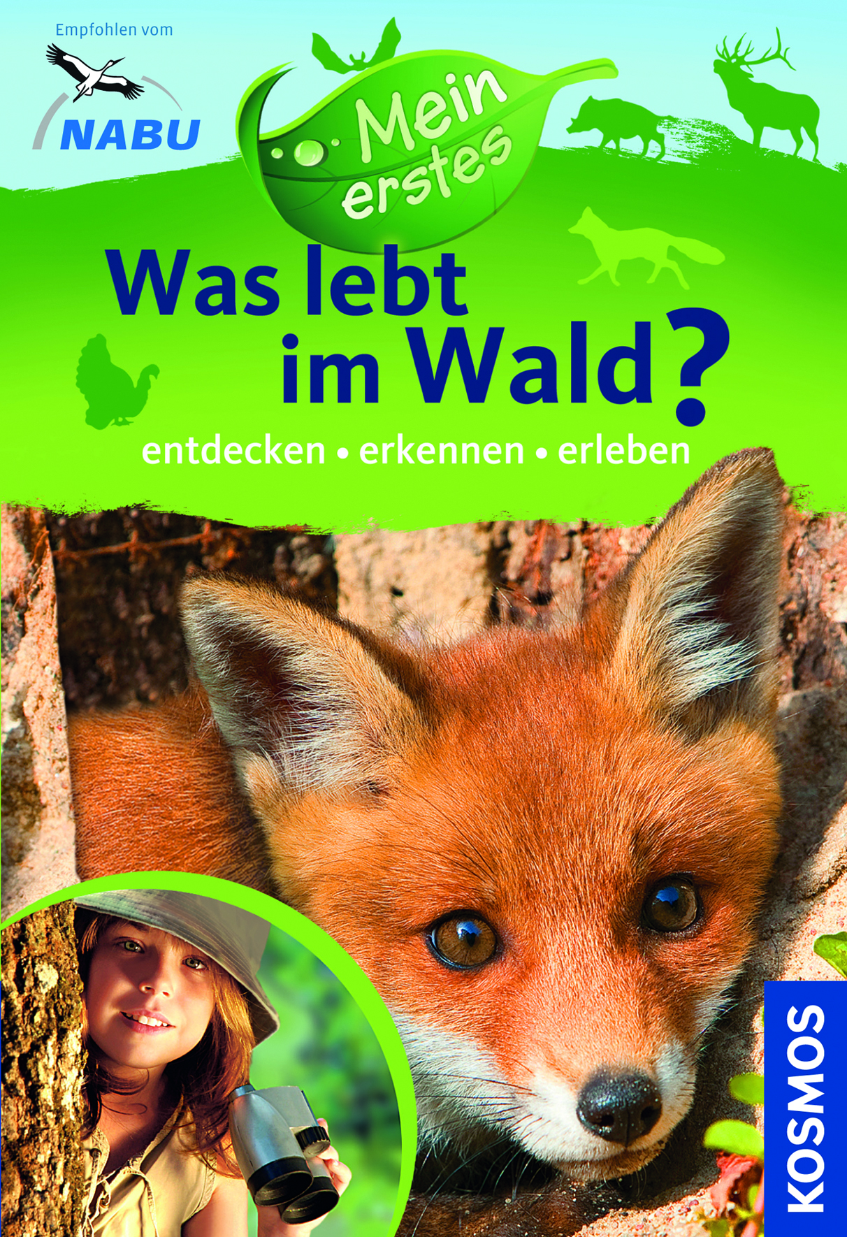 Mein erstes Was lebt im Wald?