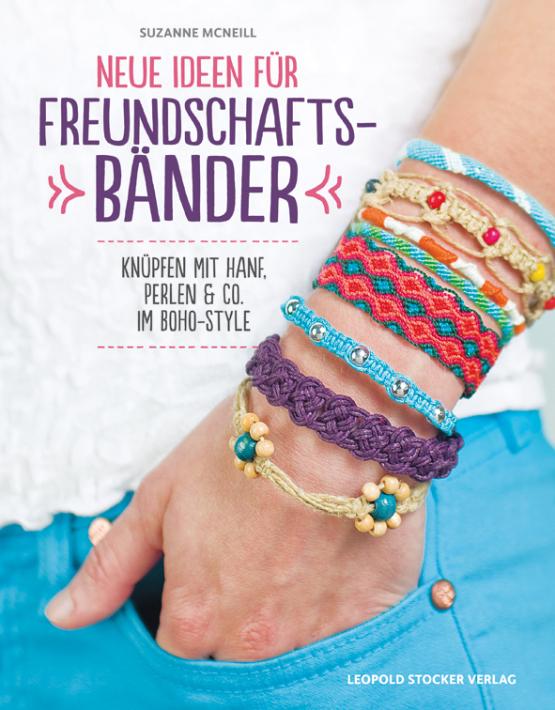 Neue Ideen für Freundschaftsbänder