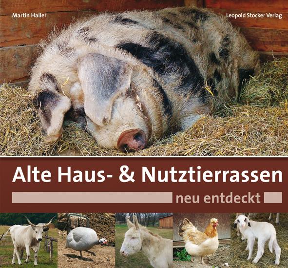 Alte Haus- & Nutztierrassen