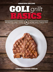Goli grillt - Basics