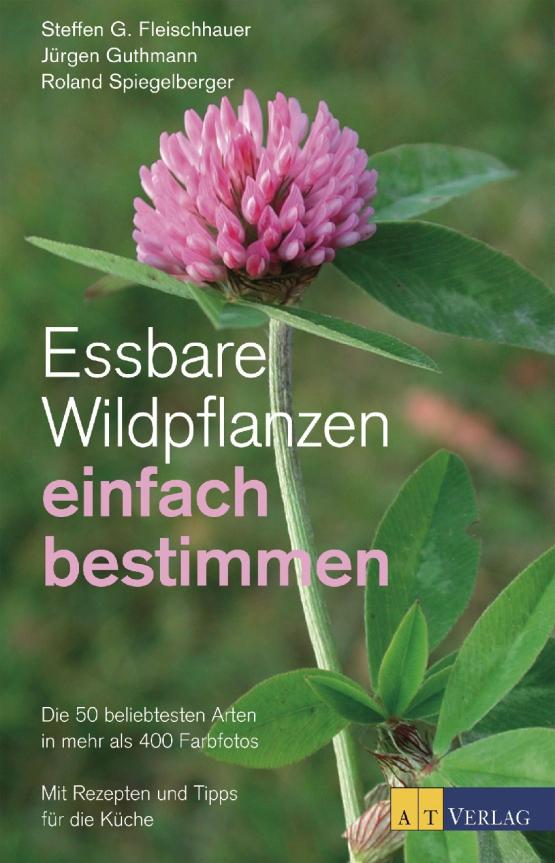 Essbare Wildpflanzen einfach bestimmen
