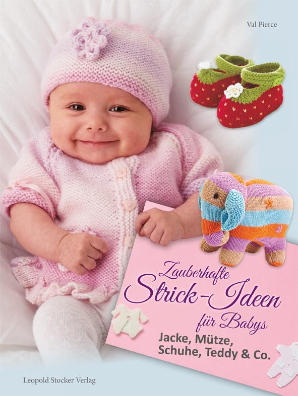 Zauberhafte Strick-Ideen für Babys