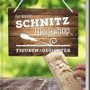Der kleine Schnitz-Workshop